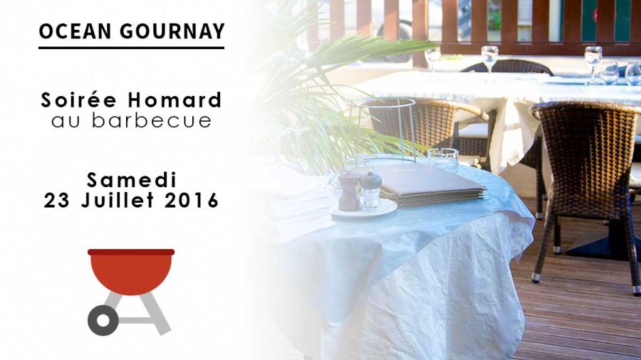 Soirée Homard au barbecue 2016