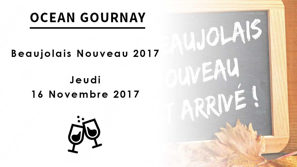 Beaujolais Nouveau 2017