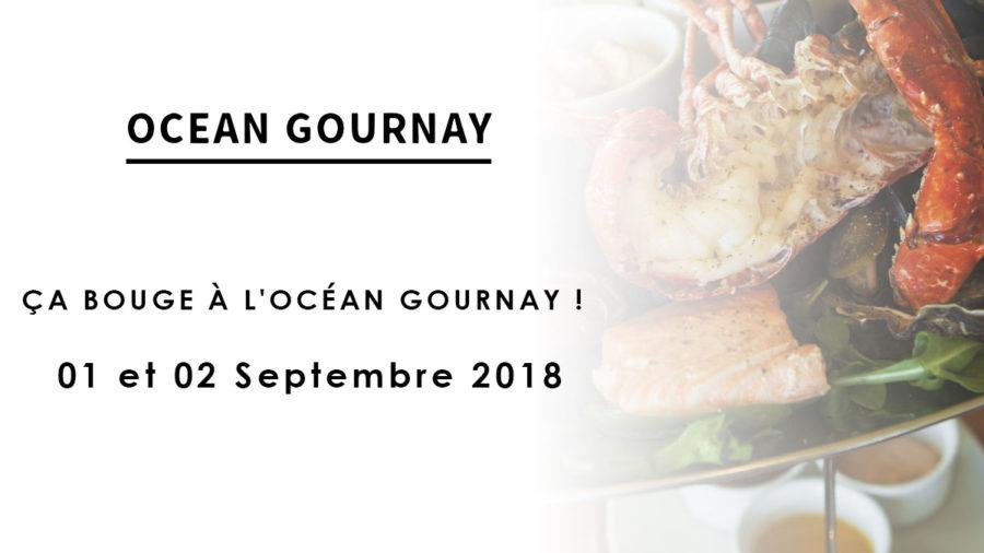 ÇA BOUGE À L'OCÉAN GOURNAY !