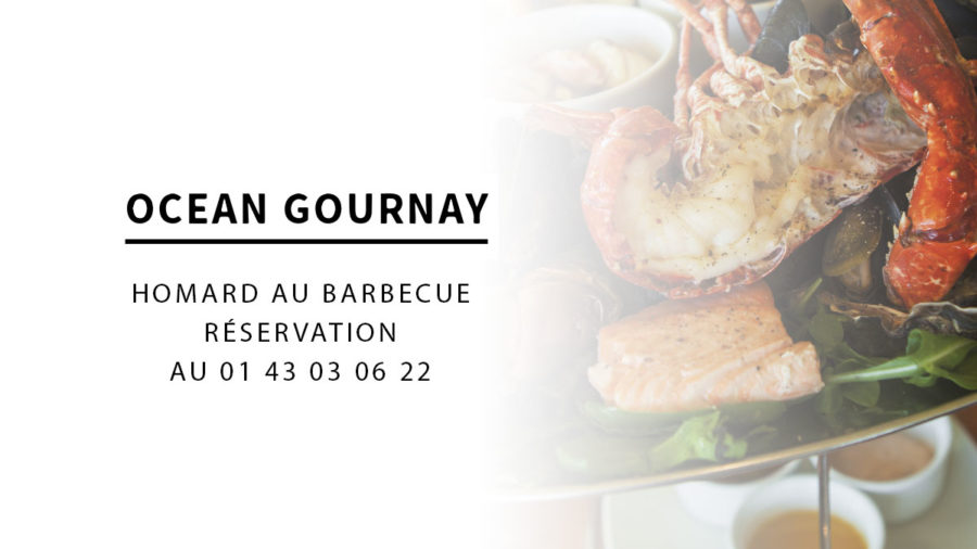 Soirée Homard au barbecue du samedi 13 juillet 2019